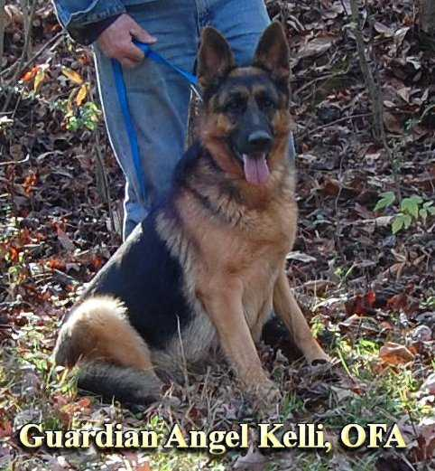Guardian Angel Kelli