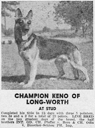 CH (US) Keno of Long Worth